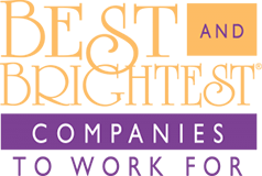 Best & Brightest Companies to Work For Logo - G-TECH