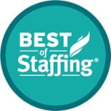 Best of Staffing Logo - G-TECH