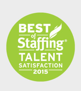 Best of Staffing Talent - 2015