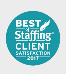 Best of Staffing Client Award