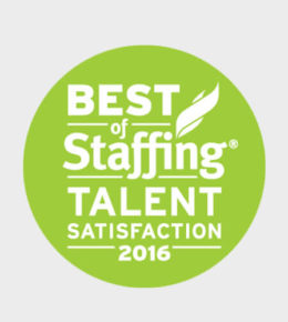 Best of Staffing Talent - 2016
